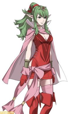 Tiki (Fire Emblem) - Project X Zone 2: Brave New World