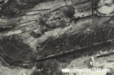 After the fire - The Hartford Circus Fire - July 6, 1944