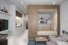 Studio apartment #smallspaces #studio #studioapartment