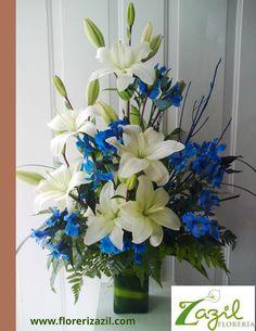Florería en Cancún envia arreglos florales para toda ocasión. Diseño floral para bodas y eventos. wwww.floreriazazil.com  #floreriasencancun #cancunflorist