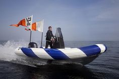 Designed for open sea navigation, racing, or leisure cruising, the SEAir Flying RIB Art Boat uses the most advanced technology to make it faster, safer,...