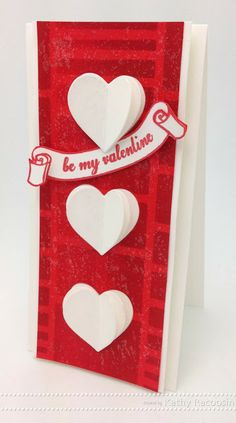 Created by Kathy Racoosin using Brand New Exclusives by Simon Says Stamp. SSS 2013 Valentine Blog Hop.  December 2013