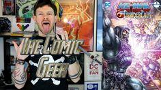 He Man/Thundercats #3 DC Comic Book Review SPOILERS