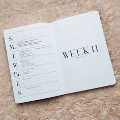 40 minimal and minimalist bullet journal spreads to keep your journal uncluttered and your mind clear for planning and productivity!