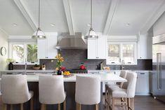Coastal Modern Ranch | Interior Design Los Angeles Interior Design Los Angeles / Santa Barbara / Orange County Brown Design Group