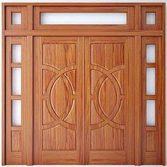 37 Best ideas for door design modern front Home Door Design, Door Gate Design, Door Design Interior, House Front Design, Window Design, Wooden Front Door Design, Double Door Design, Craftsman Front Doors, Wood Front Doors