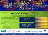 OHSAS Lead Auditor 18001 in Karachi  #Training #OHSAS #Karachi