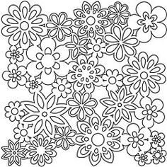 This flower template is a fast and easy way to add a special touch to your scrapbook pages, greeting cards and other paper craft projects. The 12-inch x 12-inch plastic template is great for use with
