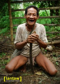 Hanunoo Mangayan by allanbarredo, via Flickr