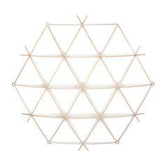 MONOQI | Medium Comb Regal - Weiß