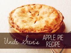 Uncle Steve's Sugar-Free Apple Pie Recipe