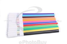 Colorful sketch pen stock photo