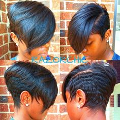 Stunning Cut And Style @razorchicofatlanta - Black Hair Information Community