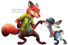 Zootopia by StePandy on DeviantArt
