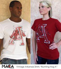d52715039 23 Best Mens Arkansas Razorback T-shirts images in 2013   Arkansas ...