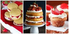 These shortcake-inspired recipes will up your strawberry game. Plus, get evenmore strawberry-filled ... - Provided by Delish