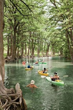 Low Cost Insurance Plan For The Welfare Of Your Loved Ones 10 Adventures In Texas' Hidden Hill Country Kayak The Medina River Texas Hill Country, Hill Country Resort, Voyage Au Texas, State Parks, Medina River, Places To Travel, Places To See, Hiking Places, Summer Bucket List For Teens
