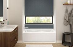 EXHIBIT (IFS) Alcove bathtub - MAAX Professional