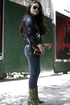 Fashion Blog + Fashion Blogger Style + Mexican Blogger + Street Style + Fall Winter Outfit