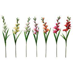 $7 :: SMYCKA Artificial flower - IKEA :: GLADIOLUS