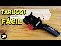 PLANTILLA PARA CENTRAR TARUGOS (JOINTMATE) - YouTube Diy Furniture Videos, Can Opener, Outdoor Power Equipment, Make It Yourself, Youtube, Ideas, Home, Woodworking Furniture, Tool Storage