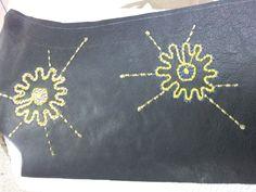 기하학문양자수(Geometric Embroidery Patterns)