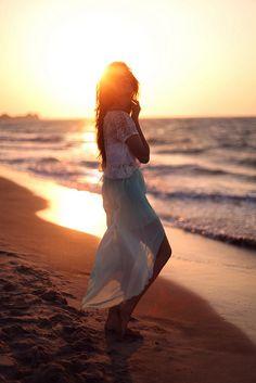 she loves the sea...