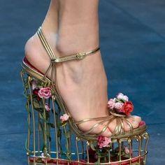 A truly unique shoe!