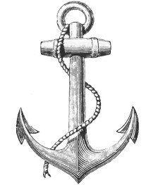 Якорь   91 фотография Anchor Drawings, Anchor Sketch, Art Drawings, Anchor Sleeve Tattoo, Anchor Thigh Tattoo, Simple Anchor Tattoo, Anchor Compass Tattoo, Anchor Tattoo Meaning, Anchor Logo