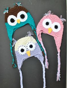 Crochet owl hat . Photo prop  costume Baby and childrens sizes by doodledees on Etsy https://www.etsy.com/listing/110099503/crochet-owl-hat-photo-prop-costume-baby