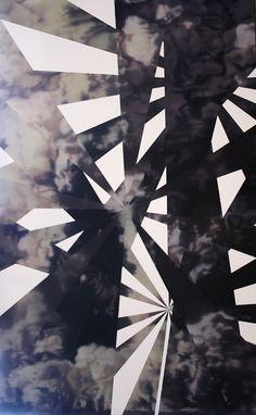 James Cousins, Big Deal, 2006, oil on canvas,  2400 x 1370 mm