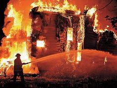 Prepare your family to escape a house fire's deadly blaze!