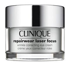 Clinique Repair Wear Laser Focus Wrinkle Correcting Eye Cream for Unisex #beauty #clinique #creams #eyes #skin_care #products