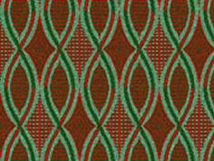 """Enid Marx, """"one of the brightest design stars to emerge from the Design School of London's Royal College of Art (RCA) during the interwar years"""".  In 1937 she was one of the first textile designers commissioned to create customised seating fabrics for London Underground.   The brief was to create very hard-wearing, woven """"moquette"""" fabrics, and apparently """"the design was to look fresh at all times, even after bricklayers had sat on it""""."""