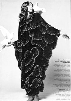 Vogue inspirations - Photo by Chris Von Wagenheim Vogue Italia, March 1970 - See more at: http://www.vogue.it/en/trends/yesterday-and-today/2011/10/caftan#ad-image129543