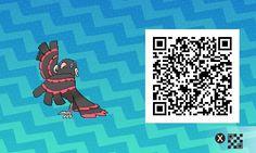 Shiny Oricorio! Pokemon Sun / Moon QR Codes - Imgur