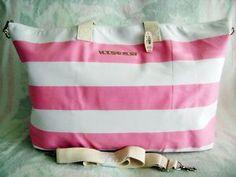 Victoria's Secret Huge Getaway Tote Bag Brand New w Tags   eBay