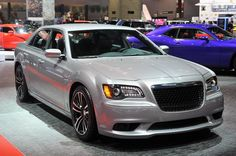 2013 Chrysler 300 SRT8 Core Model