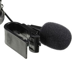 Great Buy $5.94, Buy Professional 3.5 mm Stereo Microphone External Car Kit Microphones Handfree MIc for GPS car dvd car radio phone Free shipping
