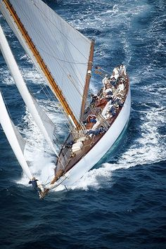 luxury sailing holiday italy and france with gulet victoria www.yachtboutique.eu