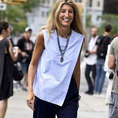 NYFW Street Style | Sarah Rutson Photographed by Asia Typek