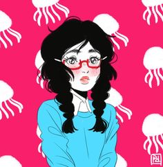 Принцесса - медуза | Princess Jellyfish | Kuragehime