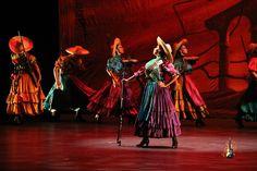 MEX I AM 2014, Aug 2014, YBCA  Ballet Folklorico de Amalia Hernandez Photo by La Bohemia Productions