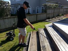 Deck&FencePro are specialists at out door timber maintenance and restoration. Have a read of what to do, and what not to do, to keep your timber deck in good shape. Deck Cleaning, Timber Deck, Restoration, Shape, Outdoor Decor, House, Ideas, Home, Thoughts