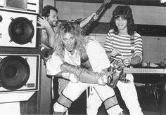 Alex Van Halen, Eddie Van Halen, Red Rocker, You Really Got Me, Famous Guitars, David Lee Roth, Dave Grohl, Gibson Les Paul, Book Boyfriends