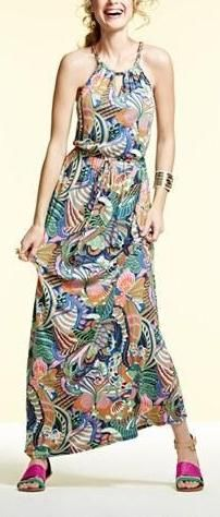 Colorful summer dresses. find more women fashion ideas on www.misspool.com