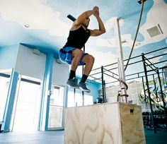 Want to feel sore tomorrow? Try these #Crossfit #WODs if you dare. http://www.mensfitness.com/training/endurance/the-6-most-brutal-crossfit-wods