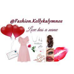 Fashion set Love has a name created via Short Dresses, Formal Dresses, Dress Styles, Art Decor, Fashion Dresses, Creative, Design, Short Gowns, Dresses For Formal