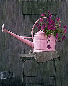 Animated Gif by JoanBlalock Beautiful Gif, Beautiful Flowers, Gifs, Rain Gif, Mouille, I Love Rain, Morning Rain, No Rain No Flowers, Rain Days