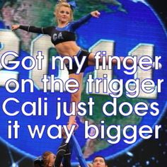 Even though this is all star cheer I still like the saying